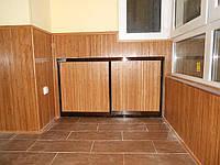 Шкаф купе встроенный (ниша на балконе)