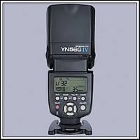 Вспышка Yongnuo YN560-IV для Canon Nikon (мануальная)