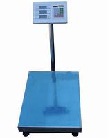 Товарные электронные весы до 100 кг площадка длина 300мм ширина  400мм