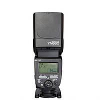 Вспышка Yongnuo YN660 для Canon Nikon (мануальная)