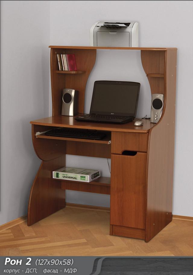 Комп'ютерний стіл Рон 2 Летро