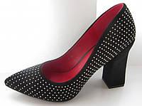 Туфли-лодочки женские ЭТЕЛЬ black, фото 1