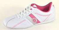 Кроссовки PSG CASUAL white/pink, р.36-41, фото 1