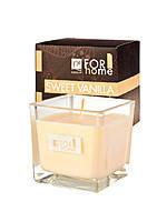 Ароматизированная свеча Sweet vanilla, соевая