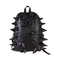 Рюкзак с шипами Mad Pax Rex Full Heavy Metal Spike Black, фото 1