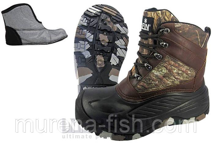 Зимние ботинки Norfin Hunting Discovery (р.45) до -30°С обувь Норфин Дискавери, фото 2