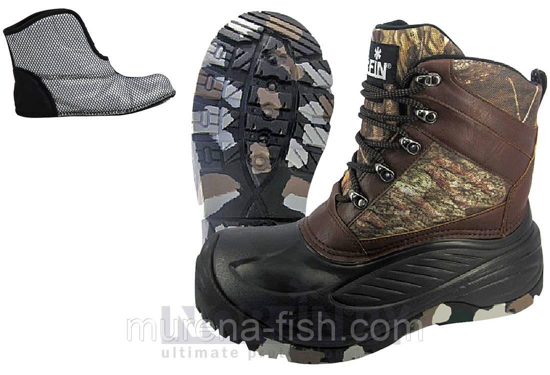 Зимние ботинки Norfin Hunting Discovery (р.45) до -30°С обувь Норфин Дискавери
