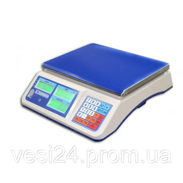 Весы торговые электронные ВТНЕ/1-15Т1К - Инфовес в Киеве