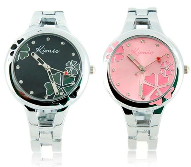 Наручні кварцові годинники Kimio Lucky Grass - 3 вариантав