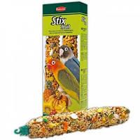 Padovan (Падован) Stix Fruit parrocchetti Лакомые палочки для средних и крупных попугаев 100 г