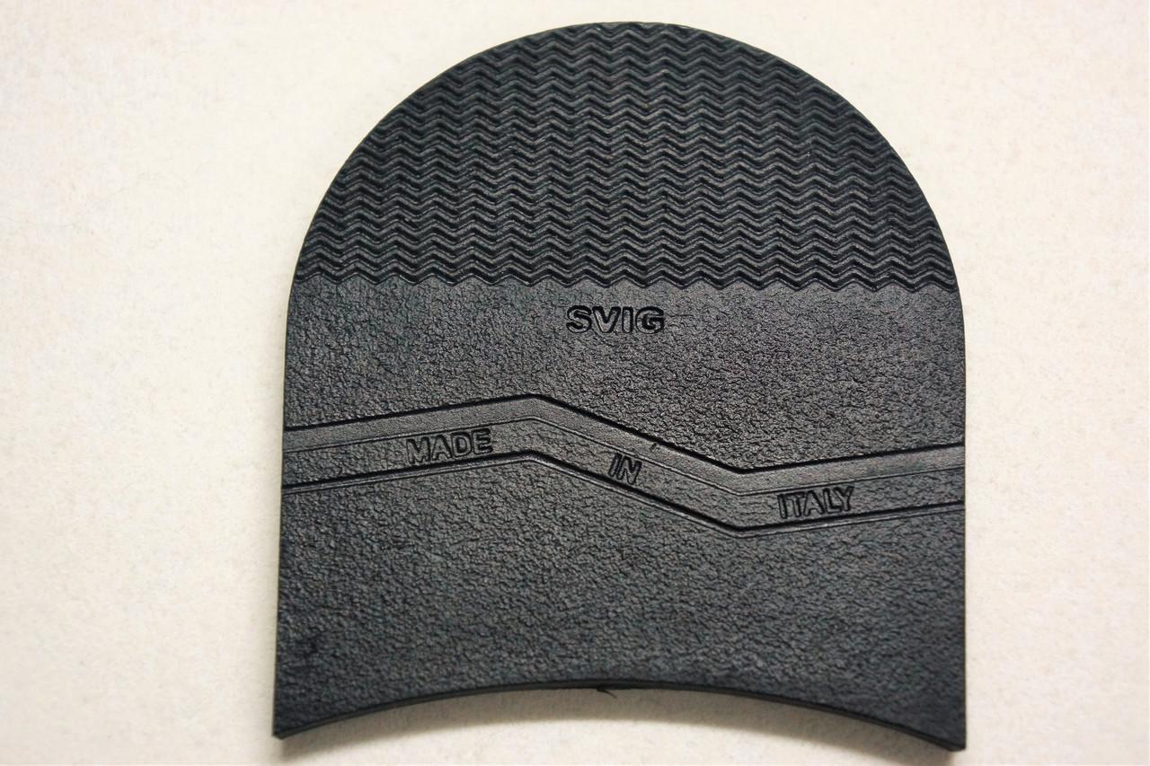 Резиновая набойка для обуви SVIG PREMIUM черная