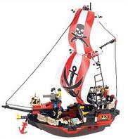 Конструктор SLUBAN Пиратская серия 379 деталей
