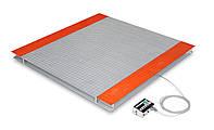 Низкопрофильные весы четырех датчиковые ТВ4-3000-1-(1250х1250)-12