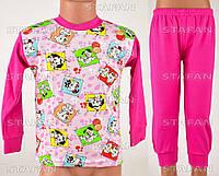 Детская пижама на девочку интерлок AYL D17 5