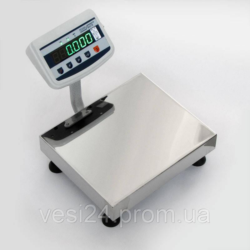 Весы товарные 200 кг ТВ1-200-50-(600х700)-S-12ер - Инфовес в Киеве