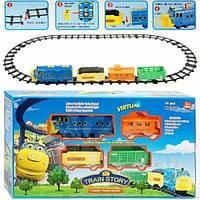 Детская железная дорога 3021 ЧАГГИНГТОН