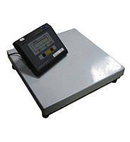 Весы электронные напольные 150 кг ВН-150-1D-3-A (ЖКИ) (400 х 400)