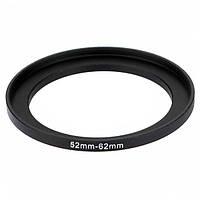 Переходное кольцо с резьбы 52 мм на резьбу 62 мм