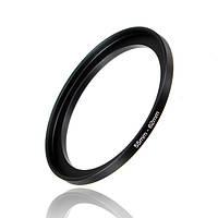 Переходное кольцо с резьбы 55 мм на резьбу 62 мм