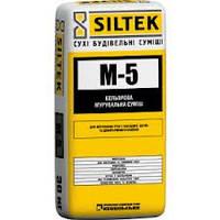 Цветная смесь для кладки Siltek M-5 (оранжин)