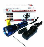 Подводный фонарь для дайвинга Police 8766 Т6