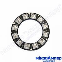 Кільце 12 LED NeoPixel (ws2812b)