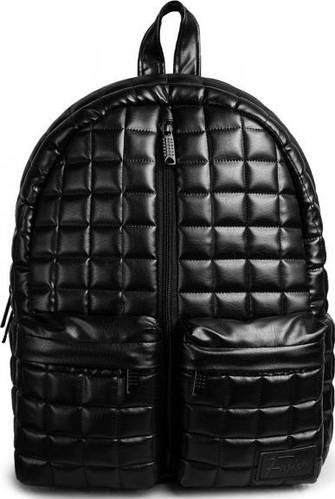 Молодежный городской рюкзак 10 л. Fusion Black September, черный
