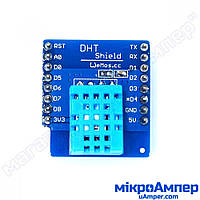 WeMos D1 mini Модуль датчика температури і вологості DHT11