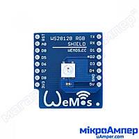 WeMos D1 mini Модуль світлодіода ws2812