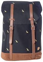 Актуальный рюкзак 20 л. Hampton Spiral 5004 черный