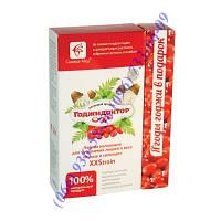 Алтайский чай для похудения Годжидоктор «XXStroin» с ягодами годжи-усиливает процессы по активному снижению ма