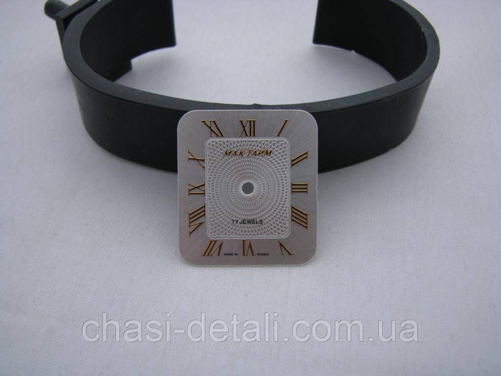 Циферблат для часов мак тайм