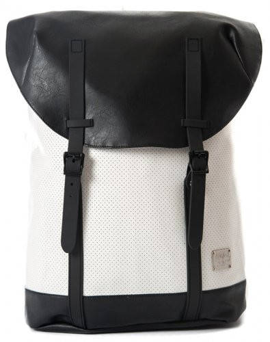 Чудесный рюкзак 20 л. Hampton Spiral 5018 черно-белый