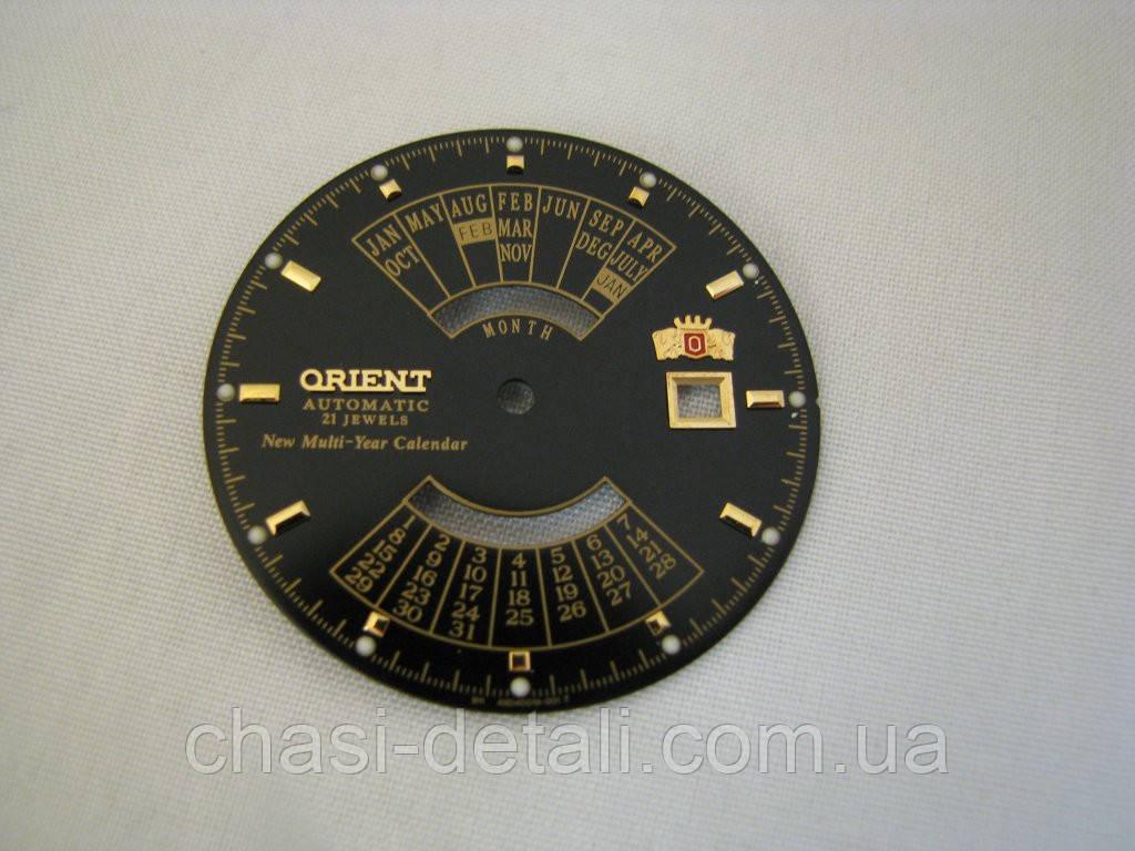 Циферблат для часов Ориент-Коледж. Orient.
