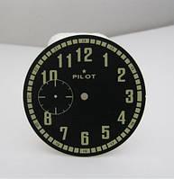 Циферблат часы PILOT, Молния 3601, 3602 Д- 43,00мм