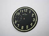 Циферблат часы PILOT, Молния 3601, 3602 Д- 43,00мм, фото 2