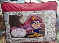 Одеяло La Bella полуторное поликоттон наполнитель искуственный мех