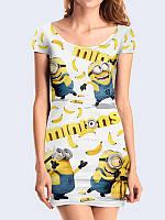 Платье Funny Minions