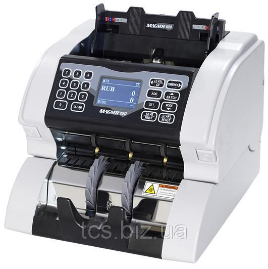 Magner 100 Digital Интеллектуальный счетчик банкнот