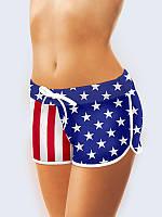 Шорты Флаг США