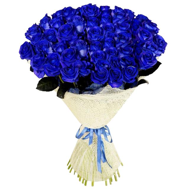Киев купить синие розы купить синие розы в нск