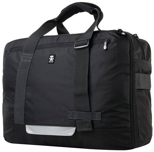 "Супернадежная сумка для ноута до 17"" Crumpler Track Jack Board Case (black) TJBC-001 черный"