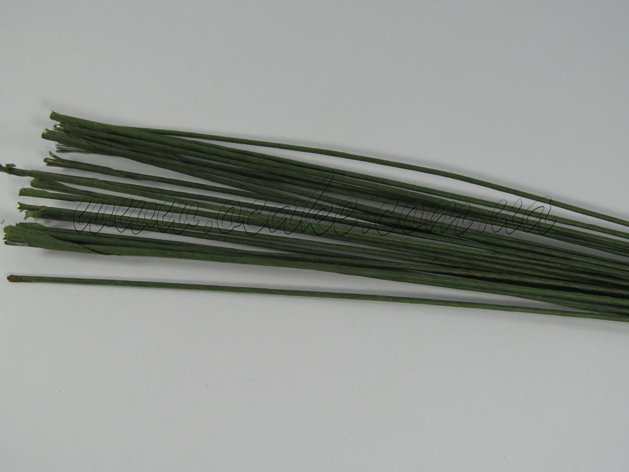 Проволока зеленая Ø-18, h-35 см