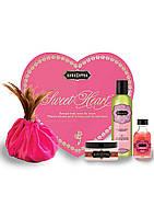 Подарочный набор чувственной косметики для тела Sweet Heart Kit