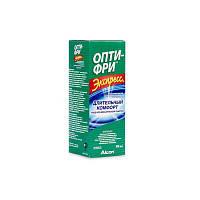 Раствор для всех типов мягких контактных линз Opti-Free Express, 120 мл