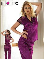Пижамный комплект Miorre сатиновый