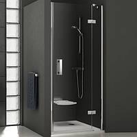 Душевые двери Ravak SmartLine 100 см SMSD2-100 B-L хром+transparent 0SLABA00Z1