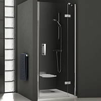 Душевые двери Ravak SmartLine 110 см SMSD2-110 B-R хром+transparent 0SPDBA00Z1