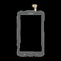 Тачскрин сенсорное стекло для Touchscreen Samsung P3200 GalaxyTab3/P3210/T2100/T2110/T210 (ver. 3G) dark blue