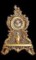 Часы бронзовые «Ажурные» (малые)